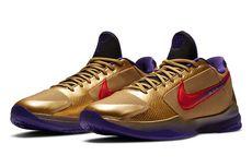 Penghormatan untuk Kobe Bryant dalam Nike x Undefeated