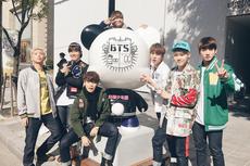 Paling Banyak Ditonton dalam 24 jam, Boy With Luv BTS Masuk YouTube Rewind