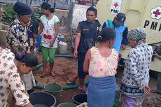 Kemarau, Warga Kabupaten Malang Butuh Air Bersih