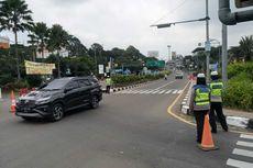 Ganjil Genap di Puncak Bogor Berhasil Turunkan Mobilitas Kendaraan, Polisi Tunggu Payung Hukum dari Kemenhub