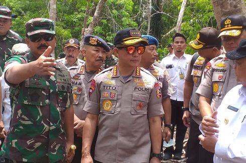 Panglima TNI Janji Kerahkan Pesawat Hercules Padamkan Karhutla Riau