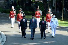 Saat Tiga Pejabat Positif Covid-19 Sempat Bertemu Jokowi di Istana...