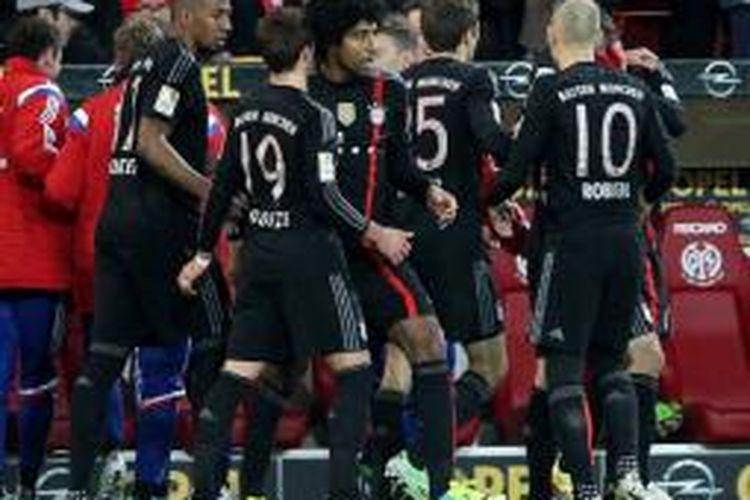 Bayern Muenchen.
