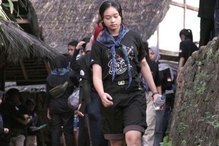 Suku Baduy mengeluh pemakaian plastik yang sebagian besar dibawa wisatawan.