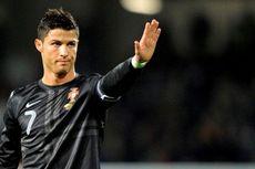 Teriakan Histeris Sambut Cristiano Ronaldo
