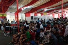 Ingin Dapat Pengobatan Gratis, Ribuan Orang Datangi Polsek Ciracas