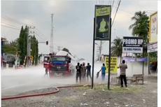 Viral Video Mobil Tangki Gas Elpiji Bocor di Jalan, Bagaimana Ceritanya?