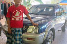 Anggota DPRD Bontang Siap Barter Mobil Strada dengan 300 Boks Masker