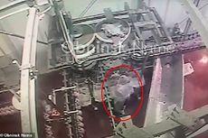 Perempuan Ini Tewas Tersedot ke Dalam Mesin Penggiling Daging Raksasa
