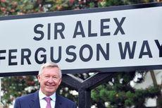 Sir Alex Ferguson Resmi Dijadikan Nama Jalan