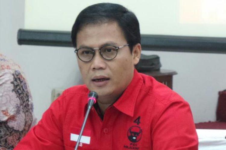 Wakil Sekretaris Jenderal DPP PDI Perjuangan Achmad Basarah