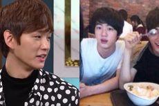 Lee Won Geun Bongkar Rahasia Jin BTS Sewaktu Kuliah, Ternyata...