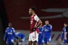 Ada Apa dengan Aubameyang, Arsenal?