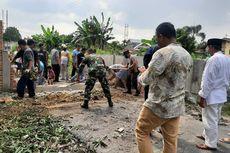 Tembok Penutup Jalan Umum yang Dibangun Sayuti Dibongkar, Ini Penjelasan Polisi