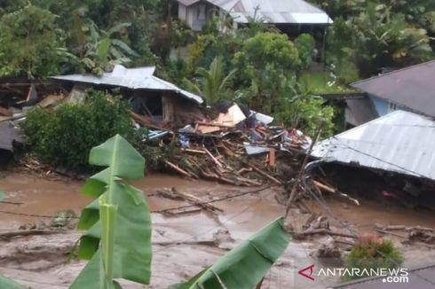 Update Banjir Bandang di Minahasa Tenggara, BPBD: Rumah Hanyut dan Satu Warga Hilang
