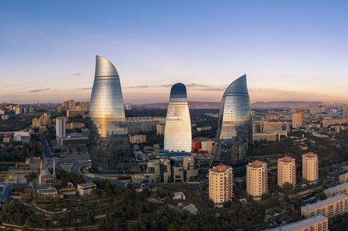 5 Fakta Menarik Kota Baku, Tempat Tanding Wales Vs Swiss di Euro 2020