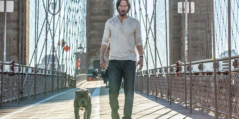 Sinopsis John Wick Chapter 2 Yang Tayang Hari Ini Aksi Menegangkan Keanu Reeves