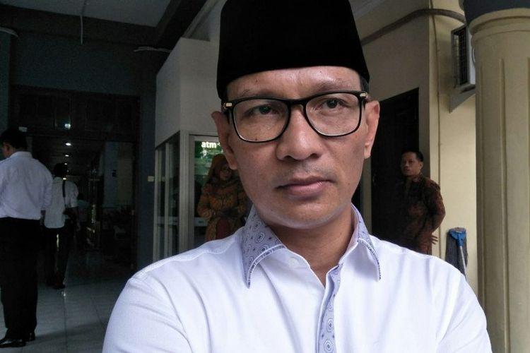 Wakil Wali Kota Mataram H Mohan Roliskana. (Foto: ANTARA News/Nirkomala)