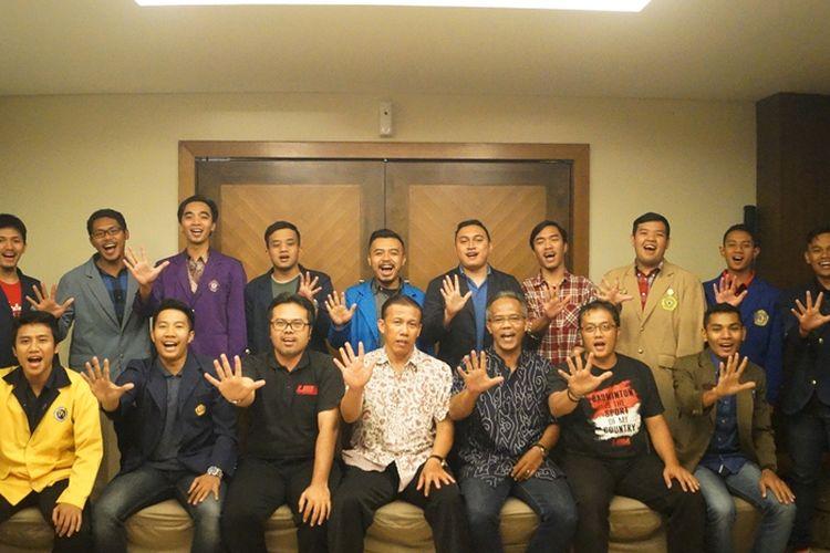 Tidak kurang dari delapan perguruan tinggi sudah memastikan ambil bagian pada pertandingan yang berlangsung di GOR Tri Lomba Juang, Bandung pada 2-7 Mei ini.