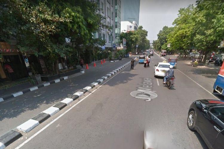 Jalan Melawai, Jakarta Selatan