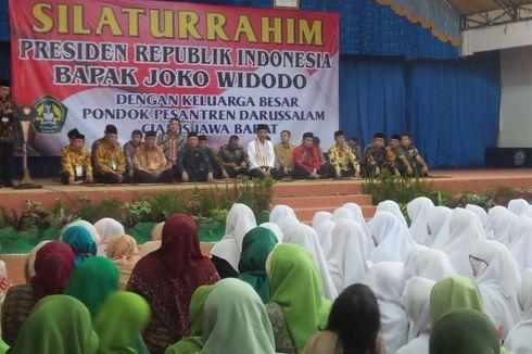 Sulit Dapat Izin Pendidikan Doktor, Pengurus Ponpes Mengadu ke Jokowi