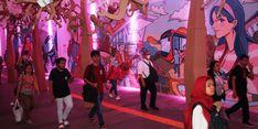 Selain Buat Pejalan Kaki, Trotoar Lebar di DKI Jadi Ruang Ekspresi Seni
