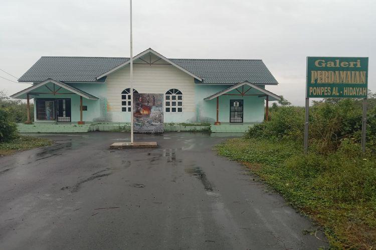 Pondok Pesantren Al Hidayah binaan Badan Nasional Penanggulangan Terorisme (BNPT) di Kabupaten Deliserdang, Sumatera Utara kembali dibobol maling.