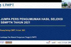 10 Prodi dengan Nilai UTBK Tertinggi Soshum di SBMPTN 2021