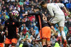 Hasil Liga Spanyol, Ronaldo Gagal Penalti Saat Madrid Kalahkan Valencia