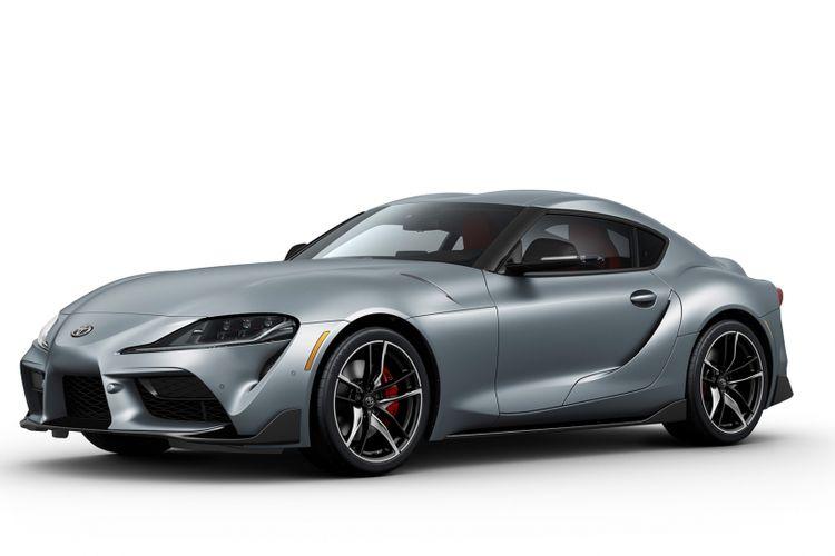 Supra terbaru diperkenalkan Toyota di Detroit Auto Show 2019