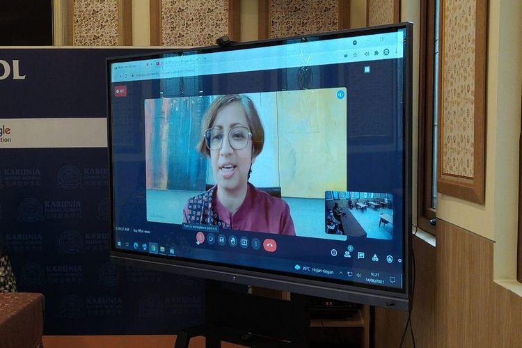 Haifa Segeir, Ketua Perkumpulan Sekolah SPK Indonesia