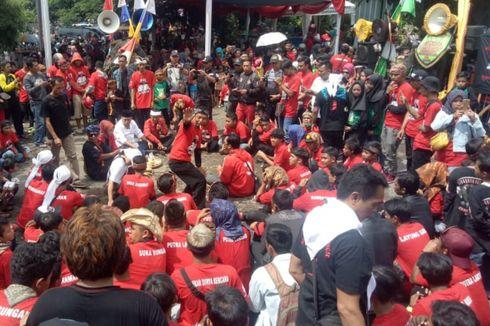 Ribuan Seniman dan Budayawan Sumedang Deklarasikan Dukungan untuk Jokowi-Ma'ruf