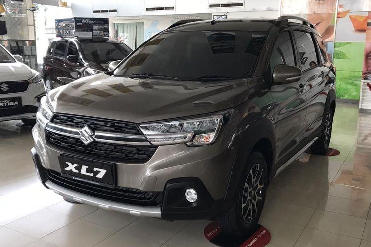 Suzuki XL7 yang ditemui KOMPAS.com disalah satu diler Suzuki.