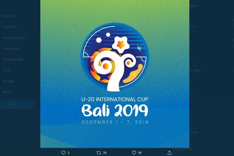 Logo U-20 International Cup