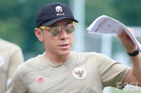 Piala Asia Batal, Ini Pesan Shin Tae-yong untuk Timnas U19 Indonesia