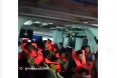 Video Viral Kepanikan Penumpang Kapal Diterjang Badai, Ini Kata ASDP
