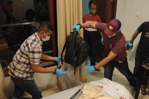 Warga Jakarta Ditemukan Tewas Berlumur Darah dalam Hotel di Cianjur
