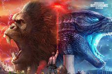 Godzilla Vs Kong Hadir dalam Update Terbaru PUBG Mobile