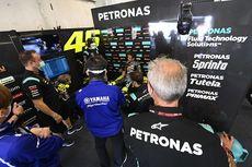 Manajer Petronas Yamaha Belum Menyerah dengan Valentino Rossi