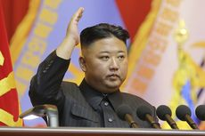 Kembali Tampil di Hadapan Publik, Kim Jong Un Makin Kurus