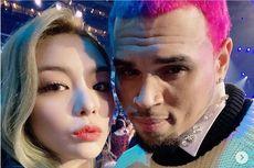 Foto Bareng Chris Brown Dikritik, Ailee Bela Diri Sendiri