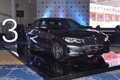 BMW 320i Sport Meluncur Bareng Seragam Garuda Indonesia
