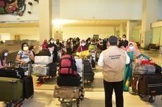 145 Pekerja Migran Bermasalah dari Malaysia Pulang ke Indonesia