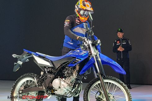 Terbatas 1.000 Unit, Yamaha Jual WR 155R Hanya Lewat Online