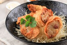 Resep Shrimp Egg Roll ala HokBen, Jadikan Ide Jualan Frozen Food