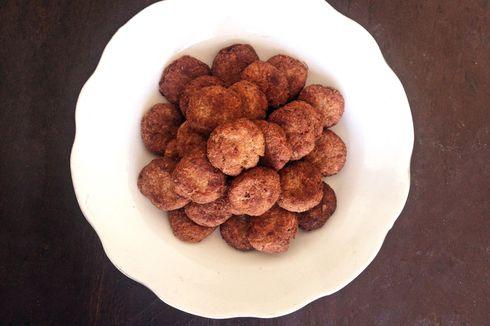 Resep Perkedel Ayam Wortel Rendah Karbo buat Lauk Sarapan Sehat