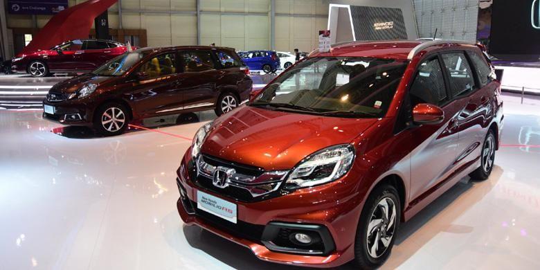 Penjualan mobil Honda tembus 160.000 unit selama 10 bulan.