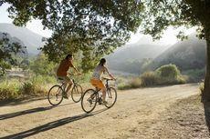 Manfaat Lain Bersepeda, Tingkatkan Kesehatan Mental