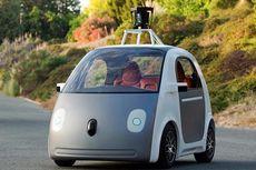 Mobil Otonomos Google Tanpa Setir dan Pedal Gas