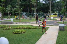 Asyiknya Wisata Taman Kota di Jakarta...